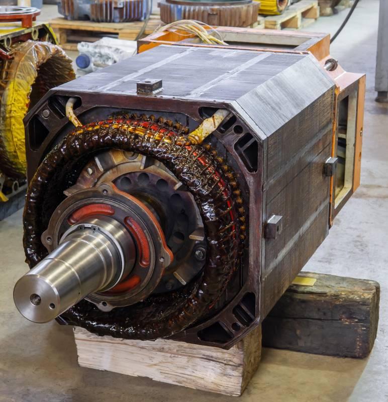 Reparacion de Servo Motores